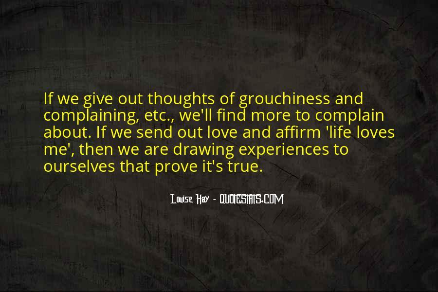 Love Me Prove It Quotes #1768529
