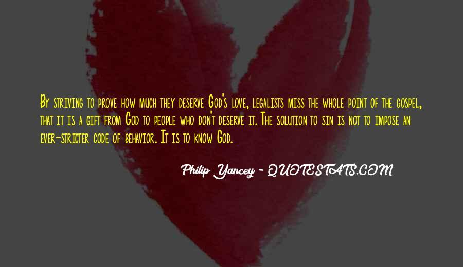 Love Me Prove It Quotes #198057