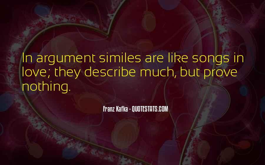Love Me Prove It Quotes #246495