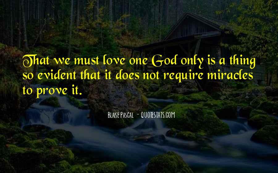Love Me Prove It Quotes #261065