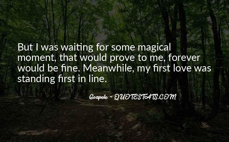 Love Me Prove It Quotes #272232