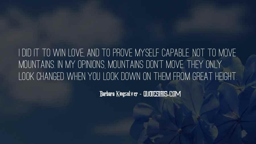 Love Me Prove It Quotes #281824