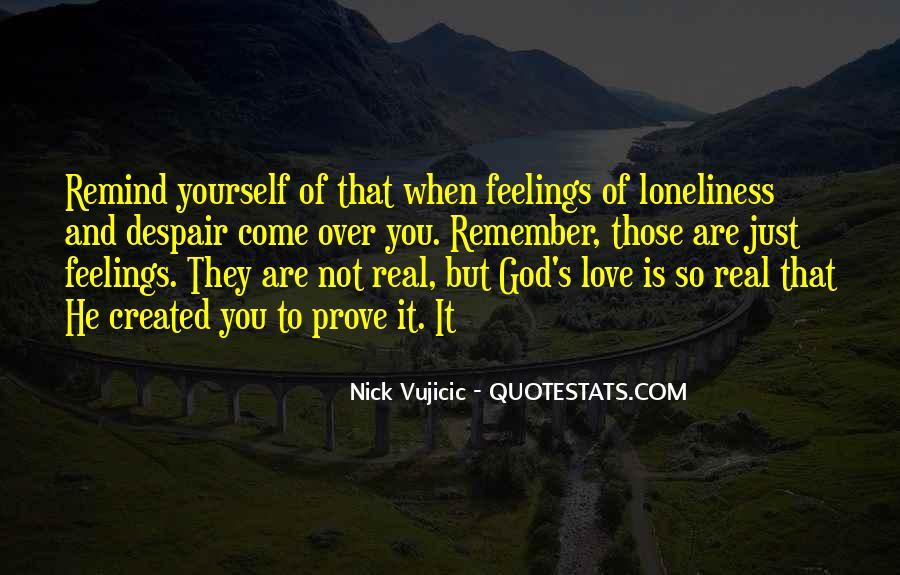 Love Me Prove It Quotes #282123