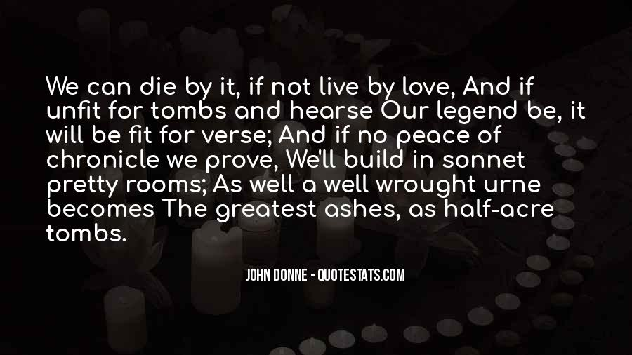 Love Me Prove It Quotes #415560