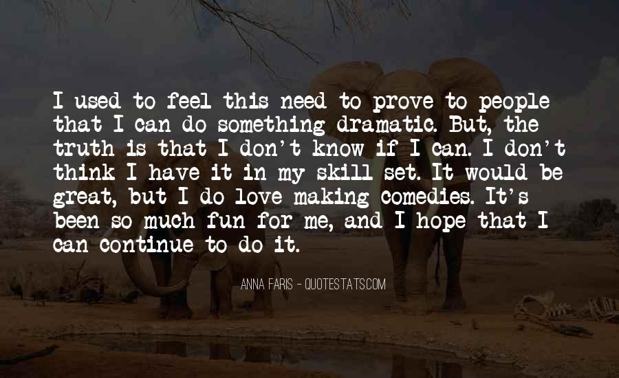 Love Me Prove It Quotes #824096