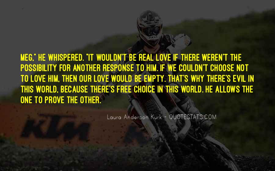 Love Me Prove It Quotes #97853