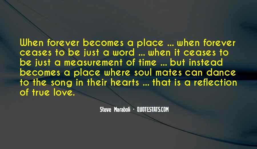 Love Measurement Quotes #893758