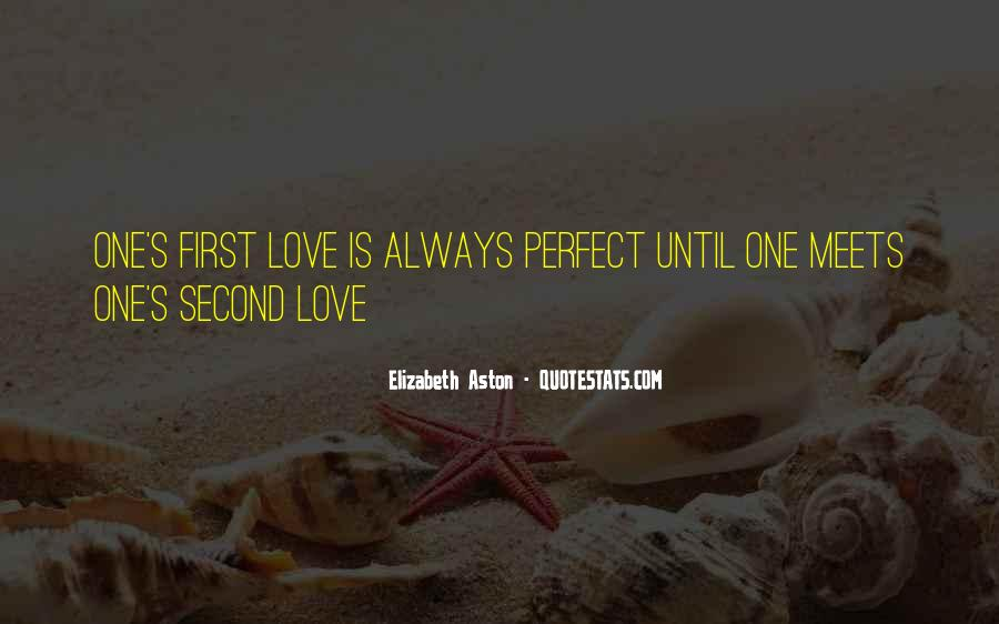 Love Meets Quotes #1144017