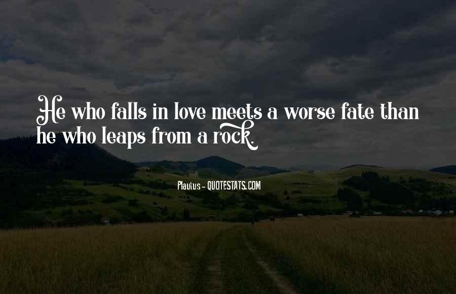 Love Meets Quotes #1682438