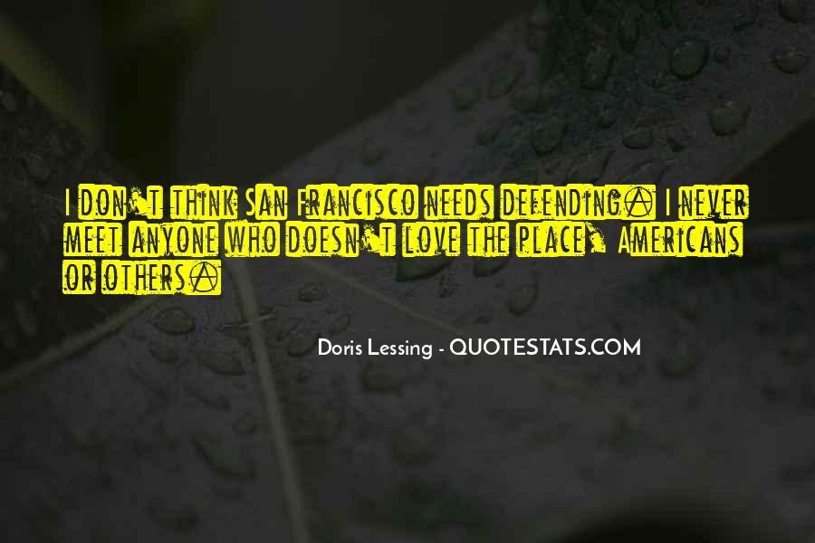 Quotes About Defending The One You Love #1790929