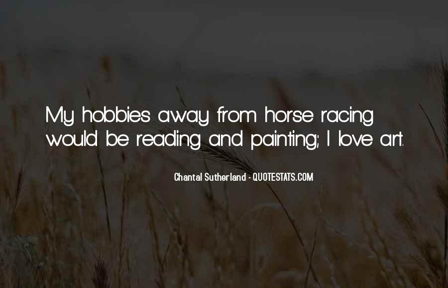 Love My Horse Quotes #1341465