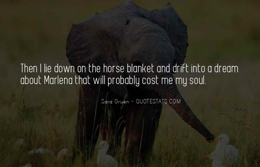 Love My Horse Quotes #1419075
