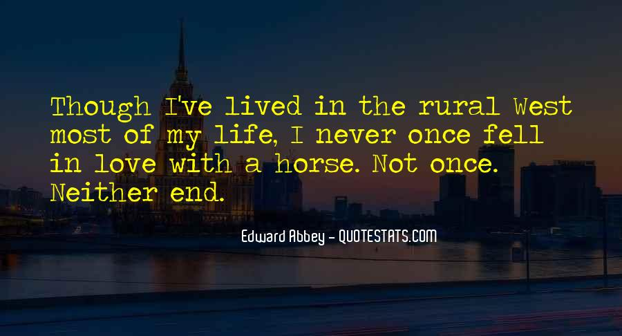 Love My Horse Quotes #1613908