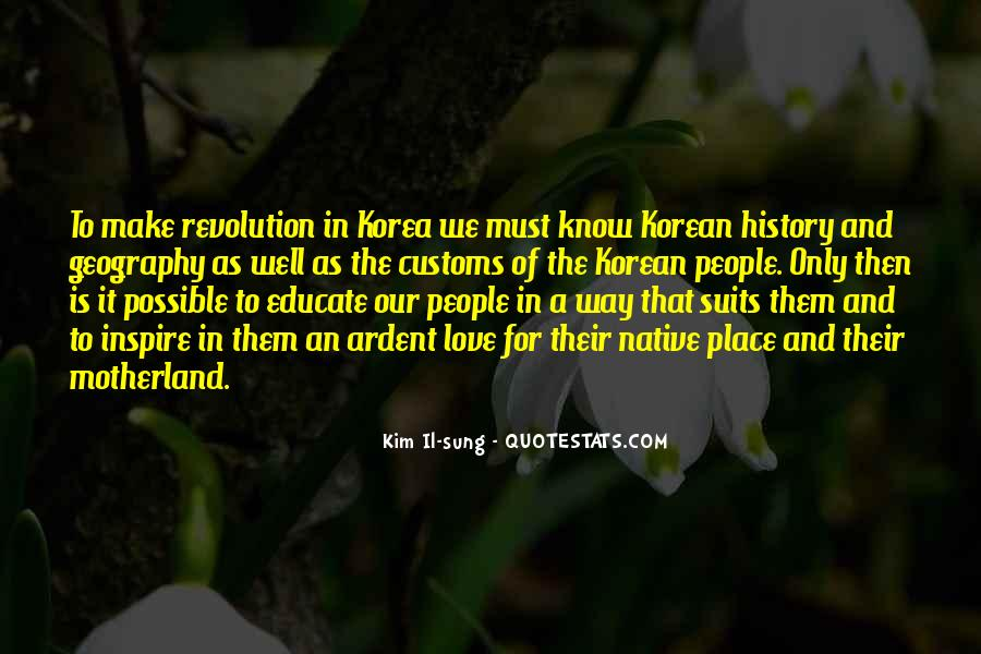 Love My Motherland Quotes #1683669