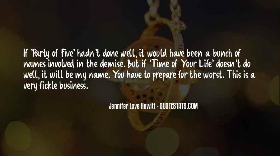 Love My Name Quotes #192789