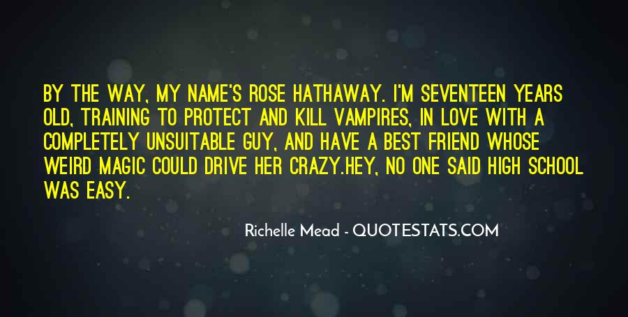 Love My Name Quotes #793246