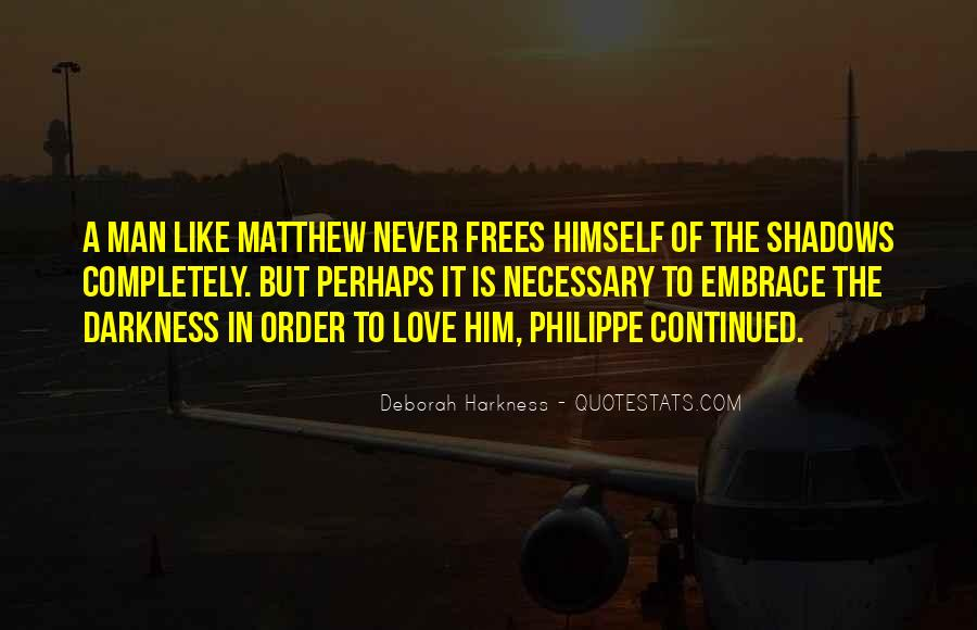 Love Necessary Quotes #101050