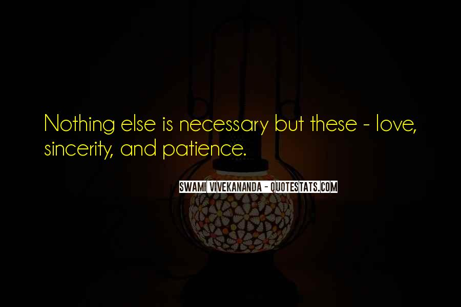 Love Necessary Quotes #119334