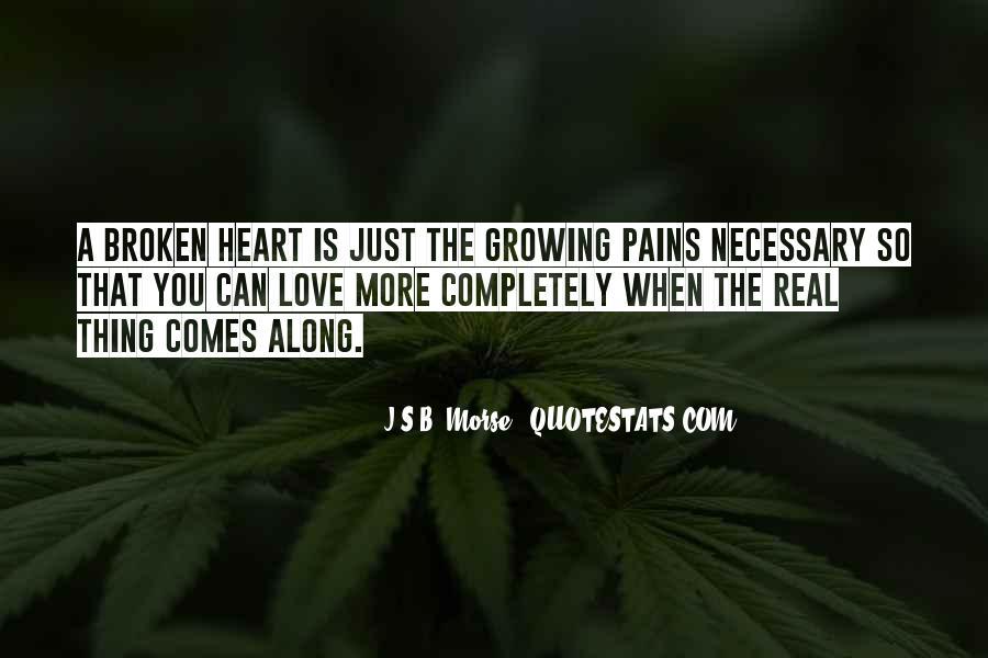 Love Necessary Quotes #119489