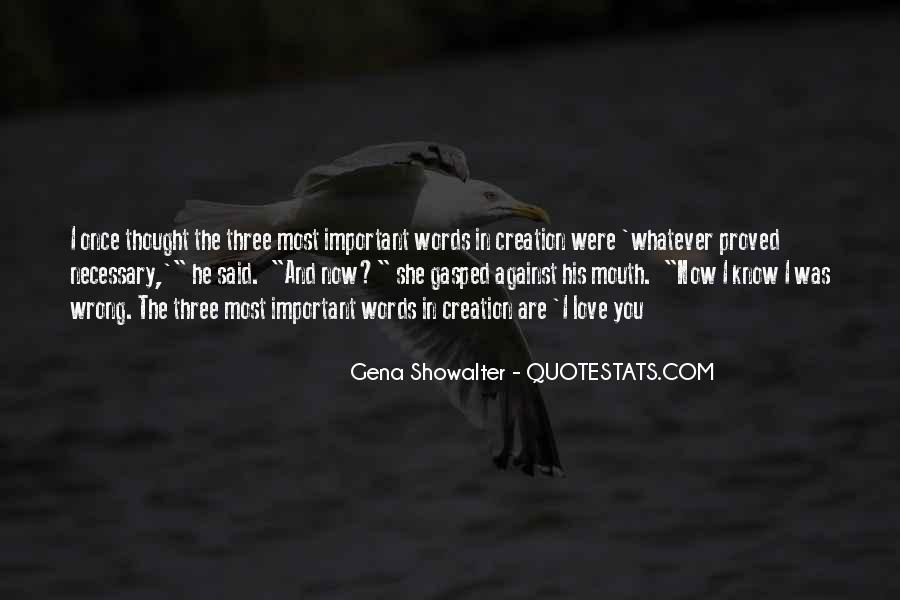 Love Necessary Quotes #13751