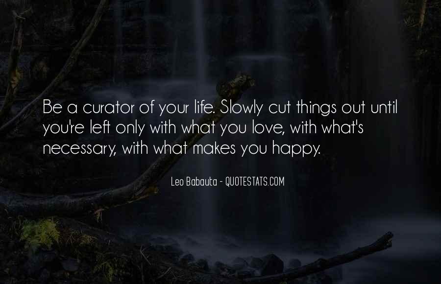 Love Necessary Quotes #166715