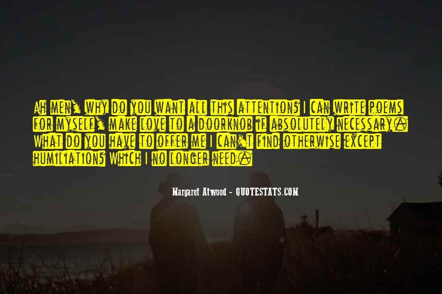 Love Necessary Quotes #213570