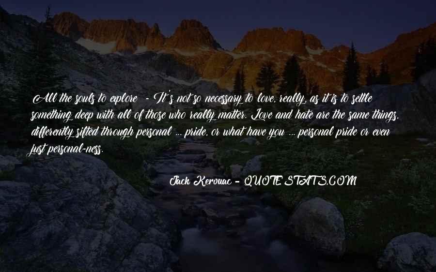 Love Necessary Quotes #362733
