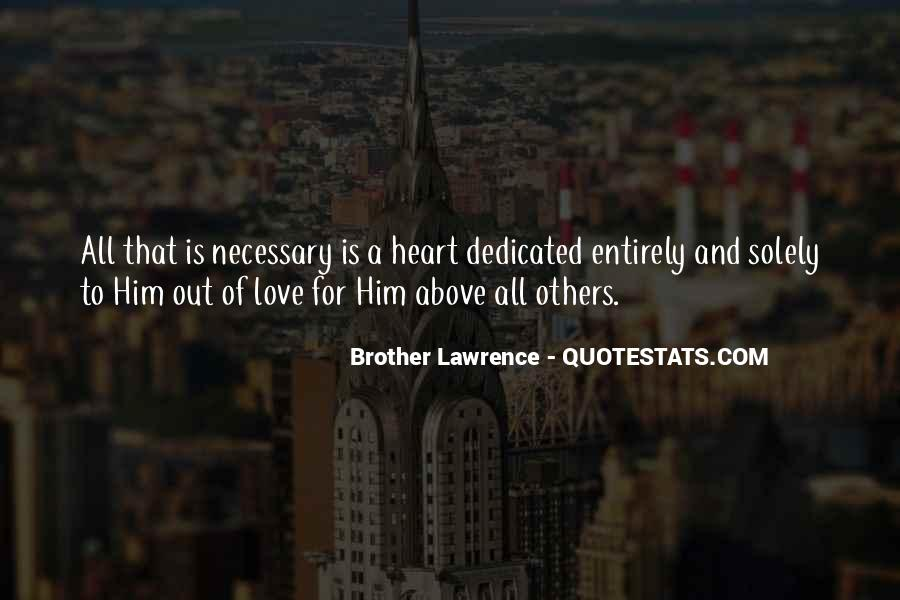 Love Necessary Quotes #366461