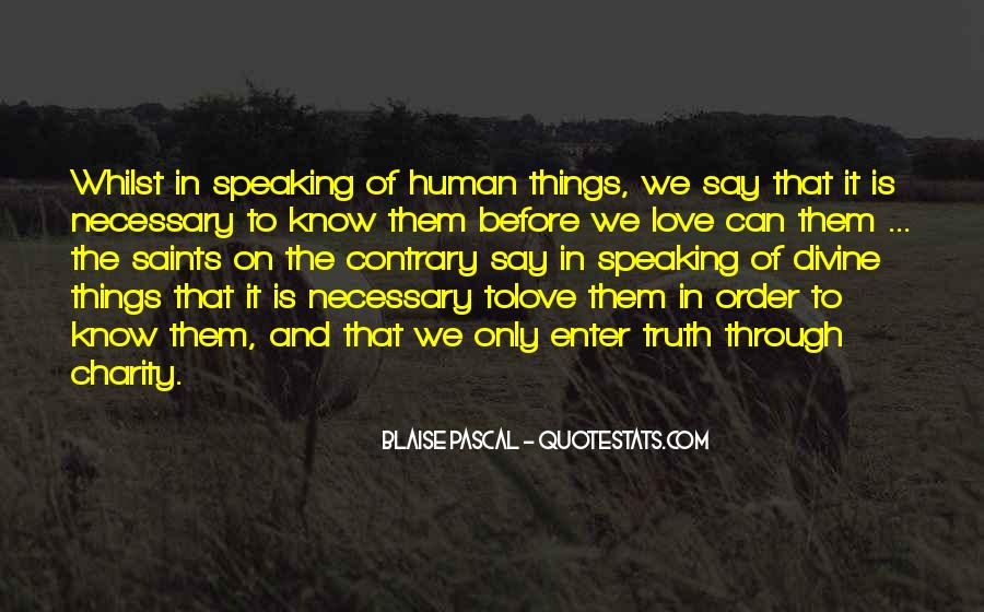 Love Necessary Quotes #384556