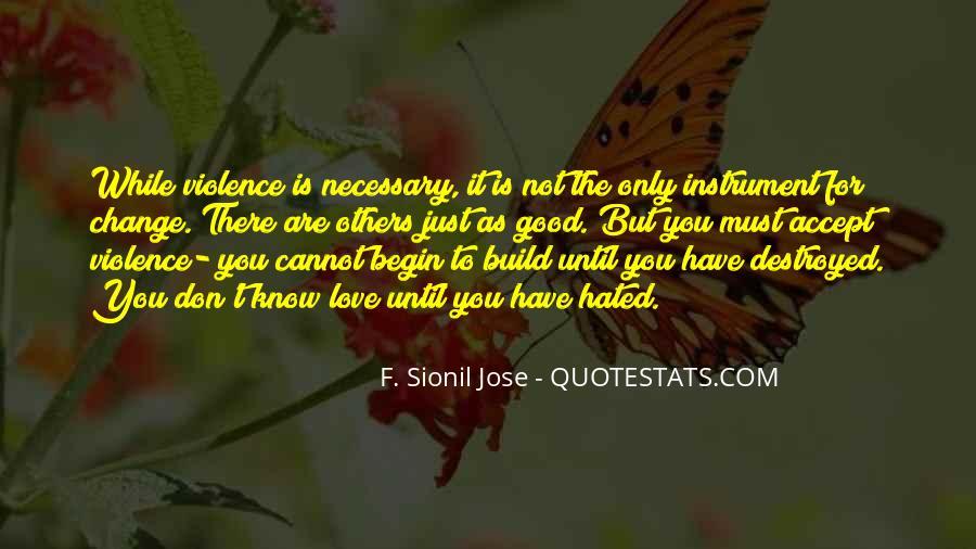 Love Necessary Quotes #441642