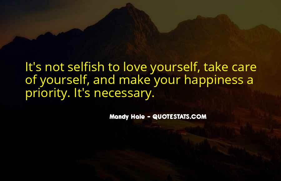 Love Necessary Quotes #521712