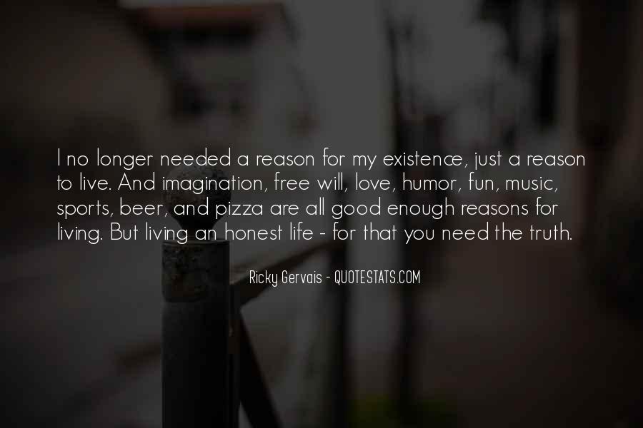 Love Need No Reason Quotes #223531