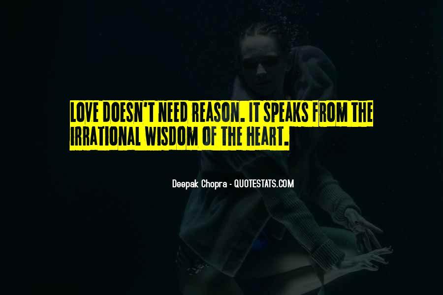 Love Need No Reason Quotes #554678