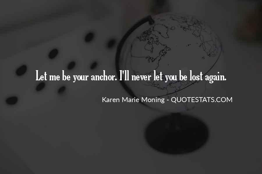 Love Never Lost Quotes #135116