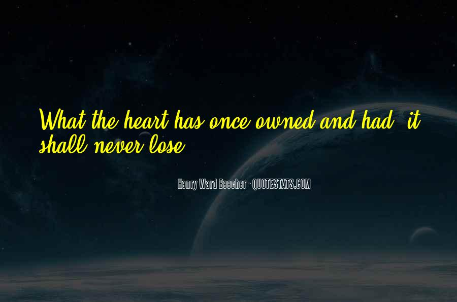 Love Never Lost Quotes #694155
