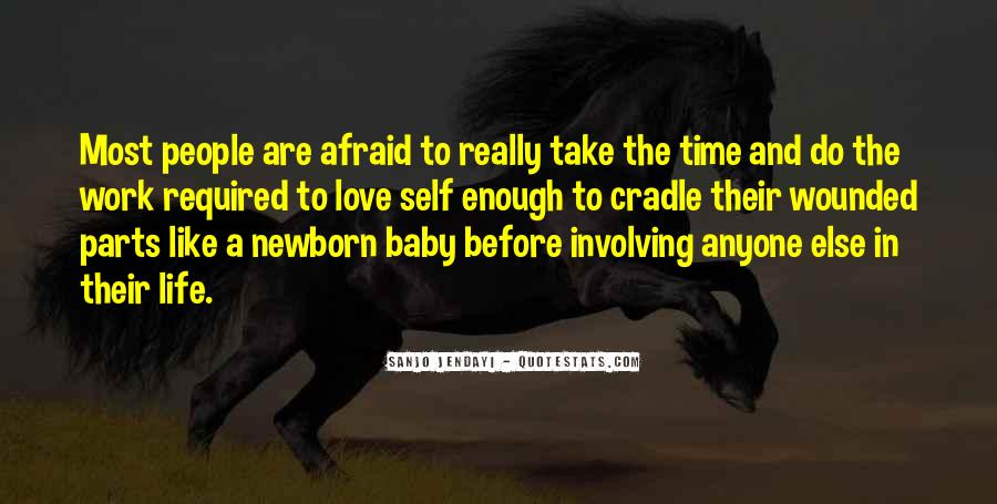 Love Newborn Baby Quotes #1058429