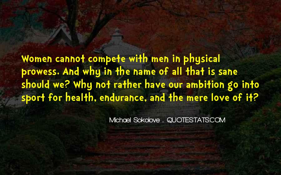Love Not Physical Quotes #1451474