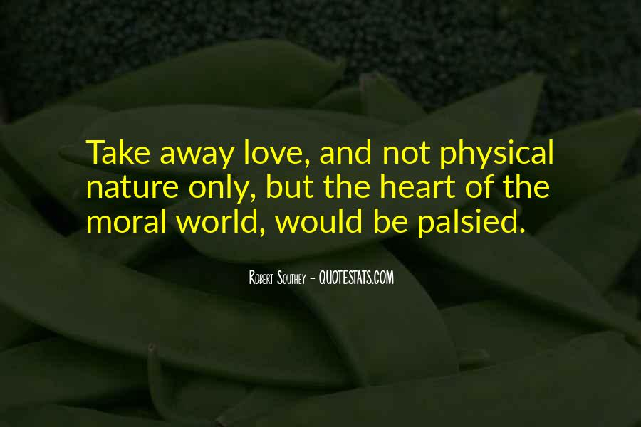 Love Not Physical Quotes #286760