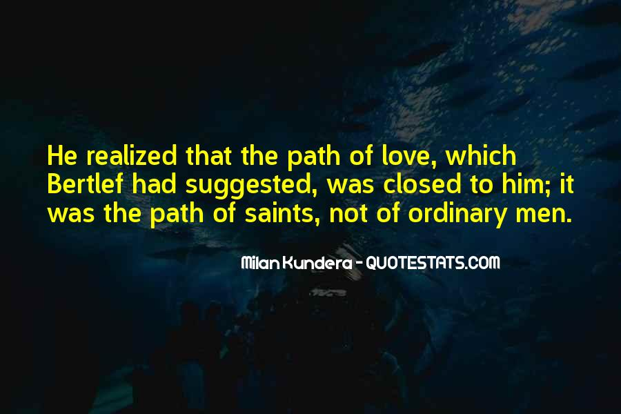 Love Not Realized Quotes #1486302