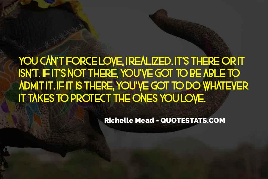 Love Not Realized Quotes #1551012