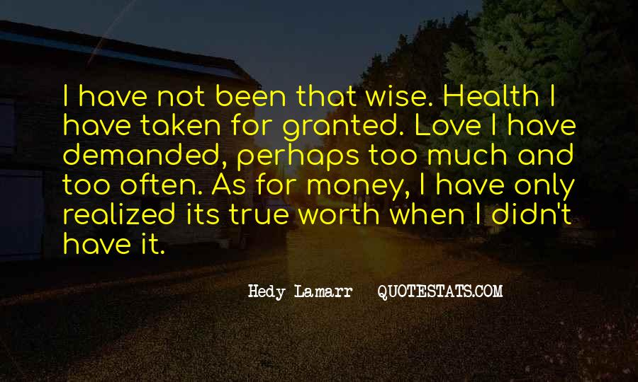 Love Not Realized Quotes #1568056