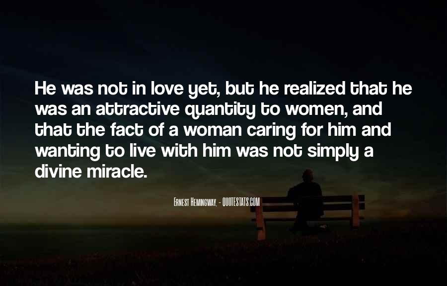 Love Not Realized Quotes #1574541