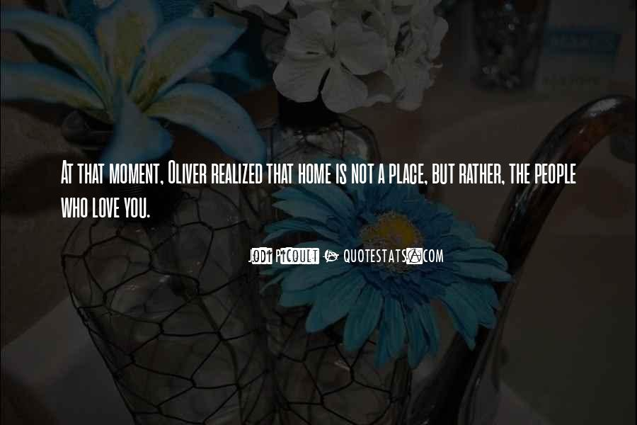 Love Not Realized Quotes #23349