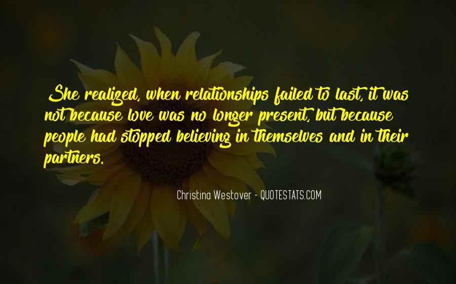 Love Not Realized Quotes #570332