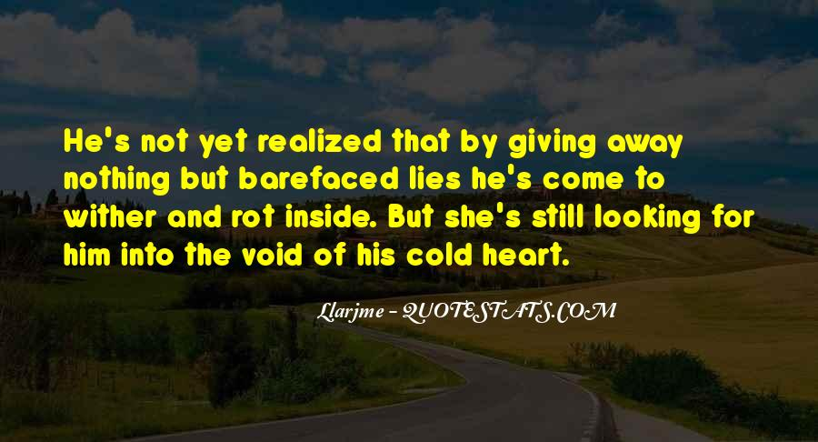 Love Not Realized Quotes #994920