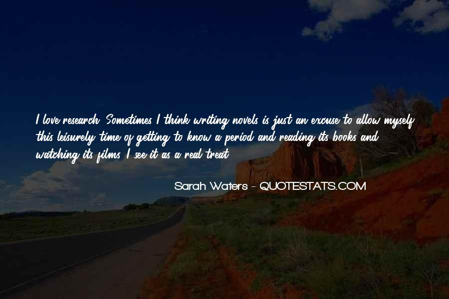 Love Of Reading And Writing Quotes #1037917