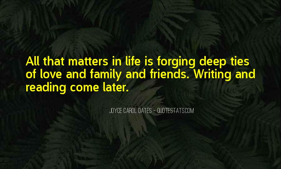 Love Of Reading And Writing Quotes #1556352