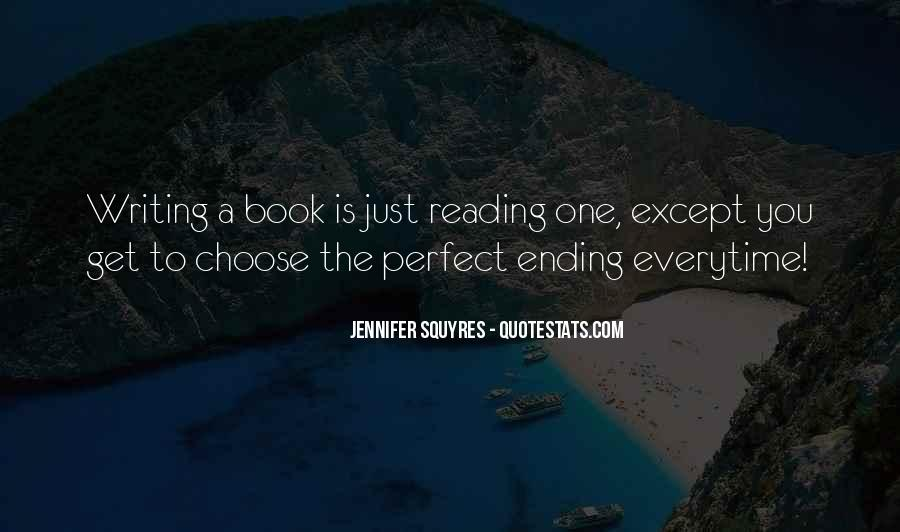Love Of Reading And Writing Quotes #1768521