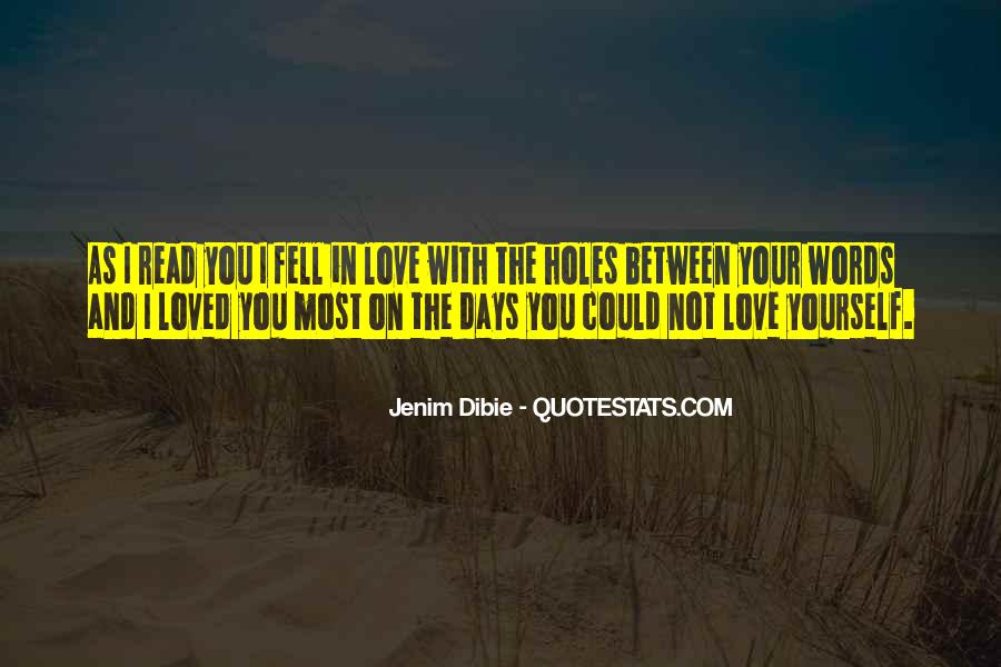 Love Of Reading And Writing Quotes #465536