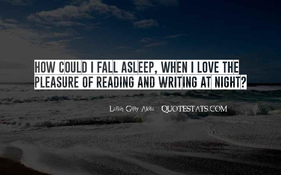 Love Of Reading And Writing Quotes #760629